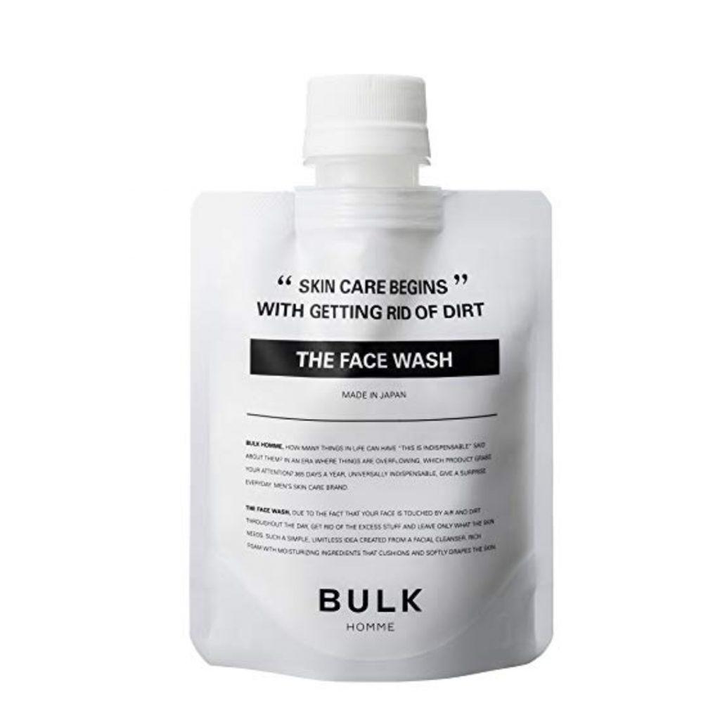 BULK HOMME(バルクオム) THE FACE WASH(ザ・フェイス・ウォッシュ)