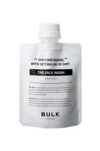 BULK HOMME バルクオムのFACE WASH