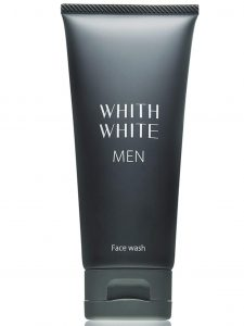WHITE WHITE MEN 洗顔フォーム