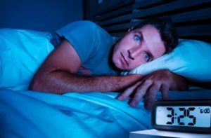 熟睡を邪魔するNG方法