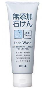 ロゼット 無添加石けん 洗顔フォーム